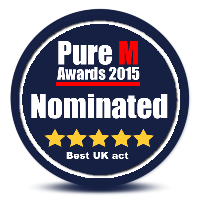 pure m nomination badge